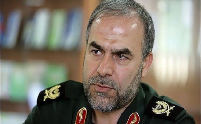 واکنش معاون سیاسی سپاه به تهدید آمریکاییها به ترور سردار قاآنی