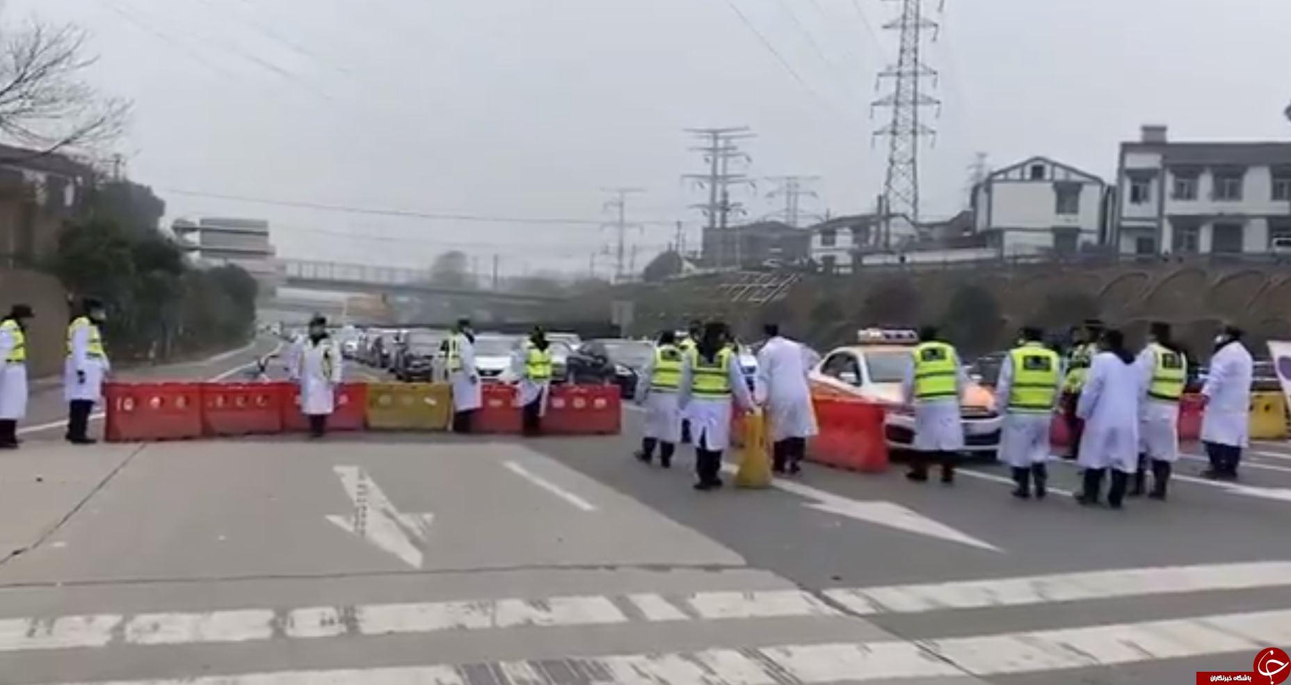 ویروس کرونا شهر ووهان چین را تبدیل به شهر زامبی ها کرده است