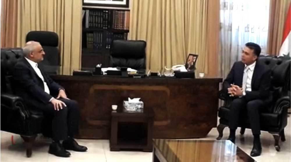 ماجرای سفر پر حاشیه وزیر آموزش و پرورش/ ایران در سوریه مدرسه میسازد؟