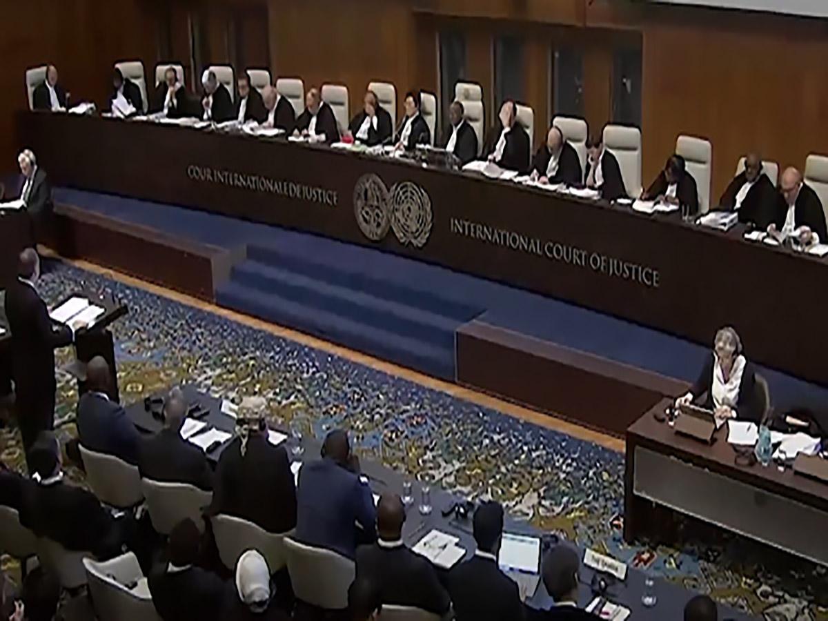محکومیت میانمار در دادگاه لاهه + فیلم