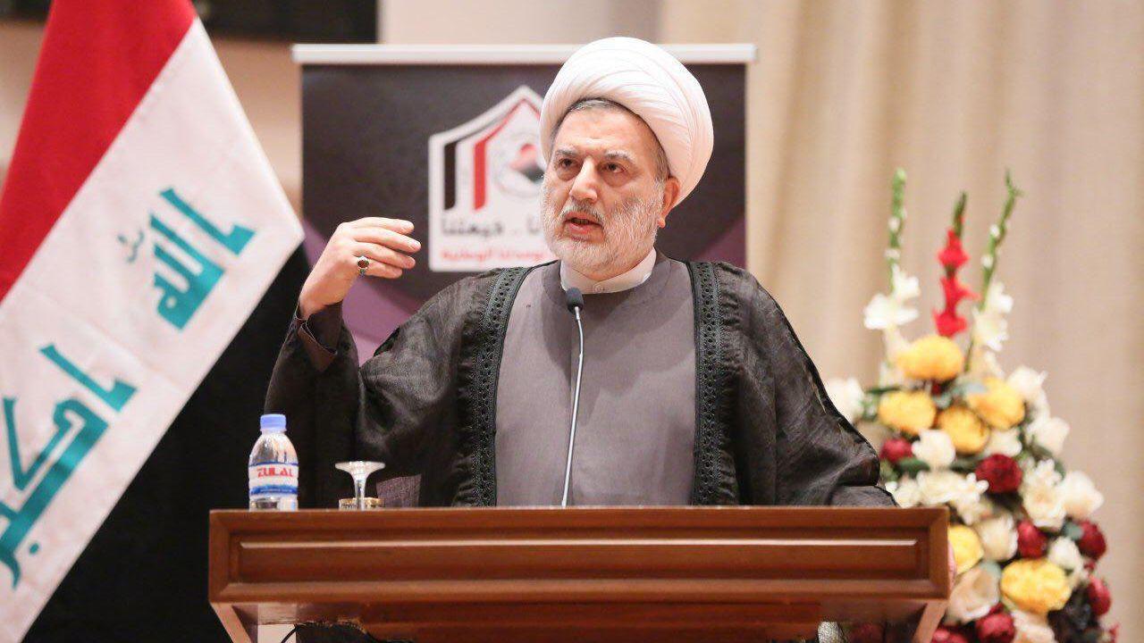 همام حمودی، رئیس مجلس اعلای اسلامی عراق