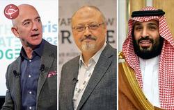 واقعیت پشتپرده هک شدن گوشی مالک روزنامه واشنگتنپست توسط ولیعهد عربستان
