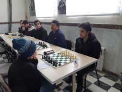 آغاز مسابقات شطرنج در ایلام + تصاویر