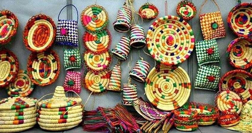 ۹۰ درصد هنرمندان صنایع دستی آبدانان را بانوان تشکیل میدهند