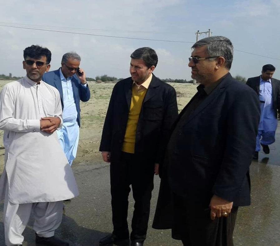 دولت مصمم به جبران خسارت مناطق سیلزده بلوچستان است