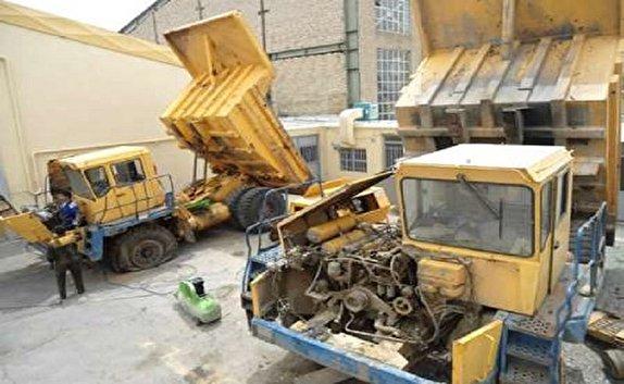 فرسودگی ماشینآلات راهداری یزد/ لزوم به روزرسانی دانش فنی
