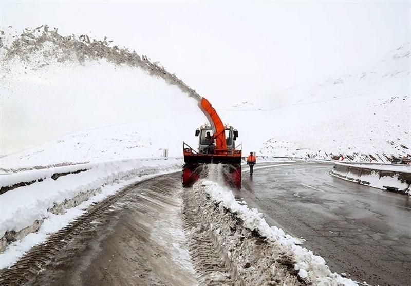هیچ راه استان مسدود نیست