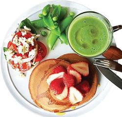 ۱۰ صبحانه متنوع و مقوی برای کودکان + تصاویر