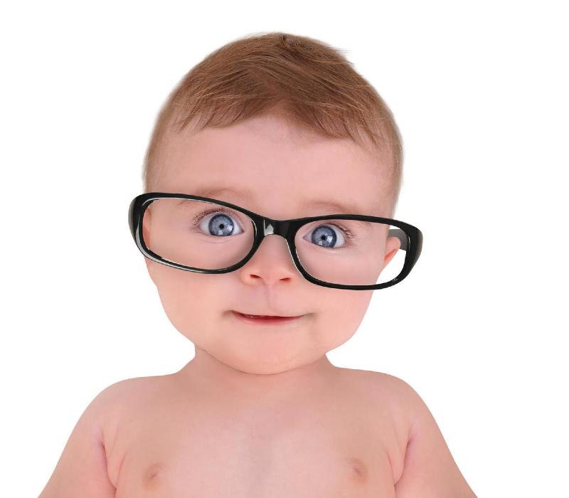 نکاتی درباره استفاده از عینک برای کودکان
