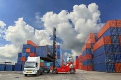 ۵۵۹ هزار تن کالا از پایانه مرزی دوغارون به افغانستان صادر شد