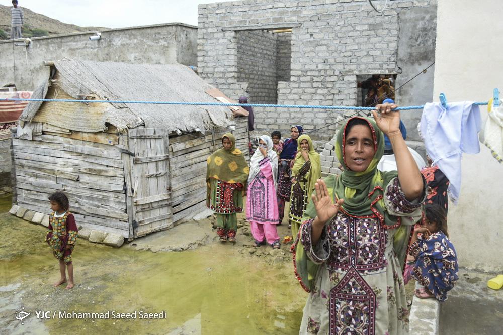 سیلی که محرومیت سیستان و بلوچستان را عیانتر کرد / نا امیدی بلوچستانی ها!