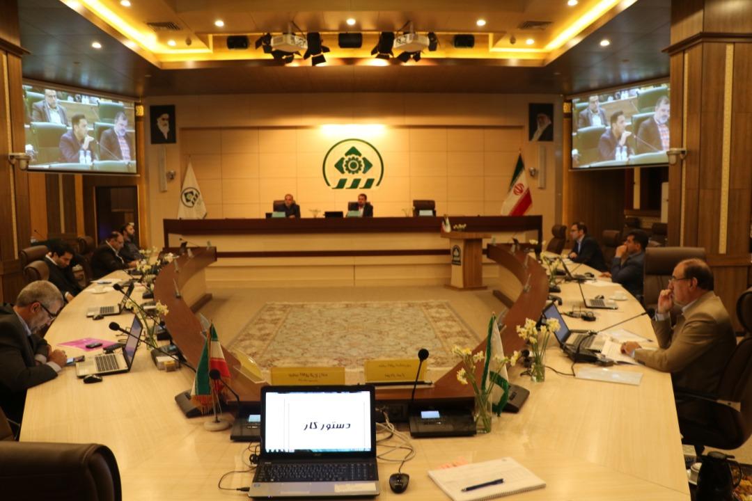 مصوبات یکصد و بیست و یکمین جلسه صحن علنی شورای شهر