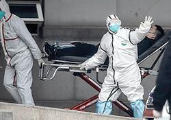 لحظه تشنج شدید فرد مبتلا به ویروس خطرناکی که این روزها به جان مردم چین افتاده است + فیلم