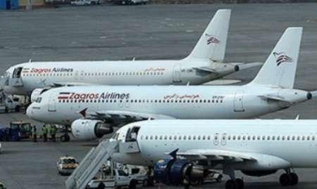 فرود اضطراری پرواز تهران-استانبول در فرودگاه مهرآباد