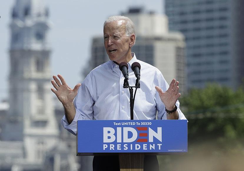 جو بایدن، نامزد انتخابات ریاستجمهوری آتی آمریکا
