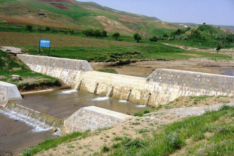 افتتاح ۷۵ میلیارد ریال پروژه منابع طبیعی در دهلران