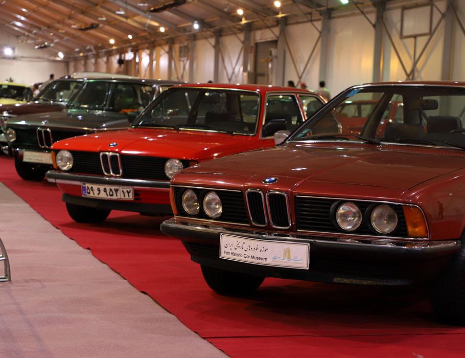 اتومبیلهای کلاسیک
