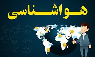 توقف بارش باران و برف در تهران تا پایان هفته/کاهش ۳ تا ۵ درجهای دما در نوار شرقی کشور