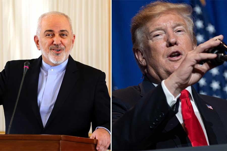 آیا ظریف خواستار مذاکره با آمریکا شده بود؟