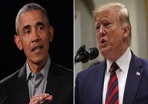 سناتور آمریکایی: اوباما ترامپ را فاشیست خواند