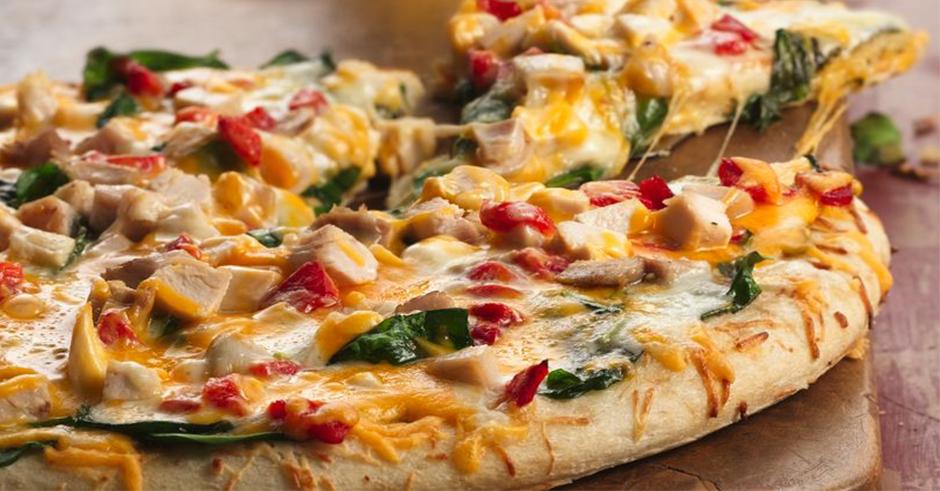عوارض پیتزا