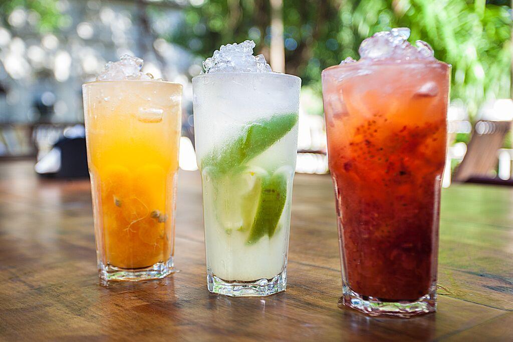 عوارض آب میوه ها تجاری