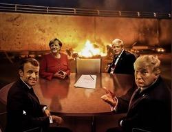 مذاکره با آمریکا یعنی نشستن با قاتل حاج قاسم بر سر یک میز!