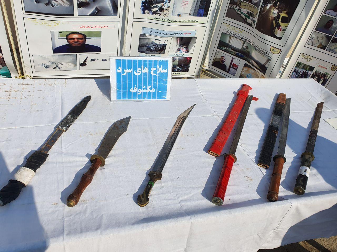 کشف یک تن موادمخدر از ۷ باند قاچاقچی/ پلمب ۱۰ خانه در پایتخت