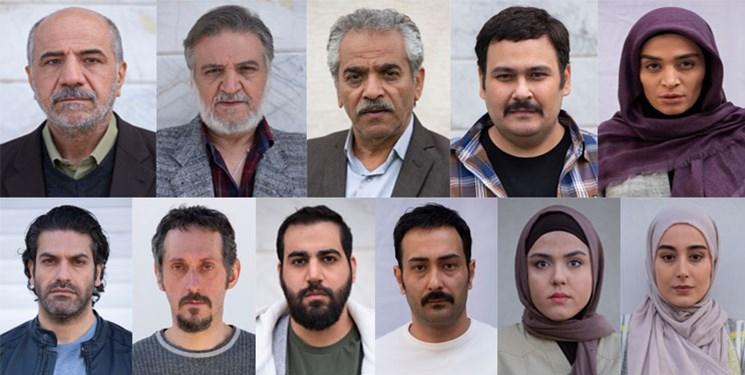 آخر بهمن؛ پایان فیلمبرداری سریال پس از آزادی