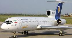خروج هواپیما از باند فرودگاه در ماهشهر/ مسافران در سلامت کامل هستند