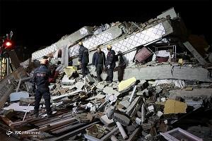 شمار کشتههای زمینلرزه ترکیه به ۳۸ نفر افزایش یافت
