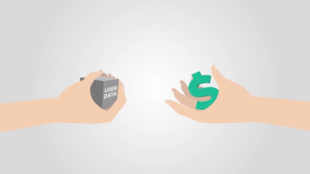 سیاست جدید گوگل برای درآمدزایی از اطلاعات کاربران