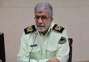 آمادگی ۱۰۰ درصدی پلیس فارس در مناطق زلزله زده خان زنیان