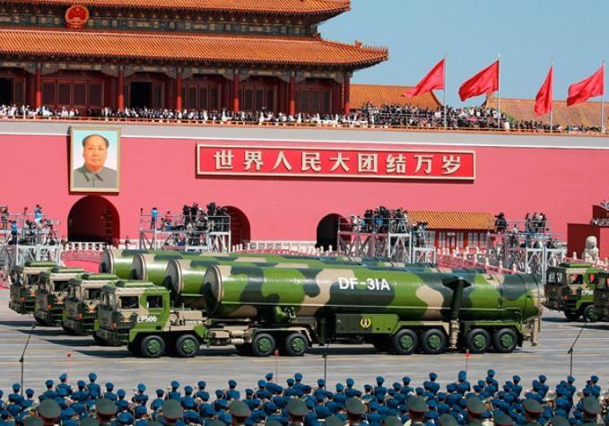 تجهیزات نظامی ارتش چین