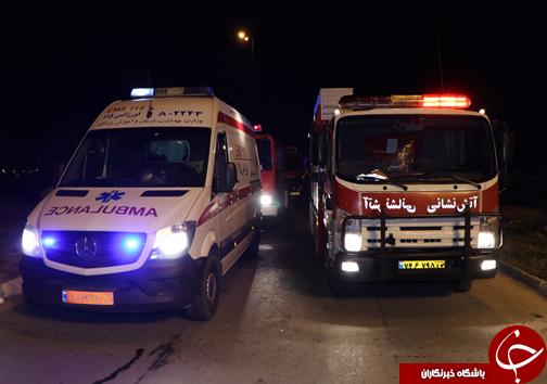 ۲۷ کشته و مصدوم در واژگونی اتوبوس اصفهان
