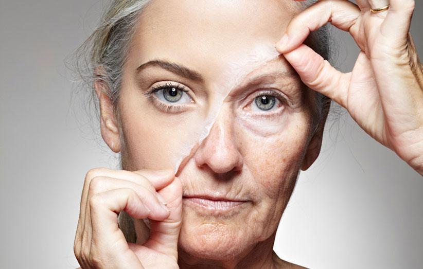 خوابیدن با آرایش چه بلایی سر پوستتان می آورد