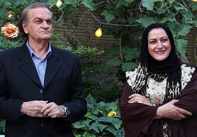 دردل خانم بازیگر درباره وضعیت سریال های شبکه خانگی/  آرایش و لباسهای آنچنانی خانمها جلوی دوربین!