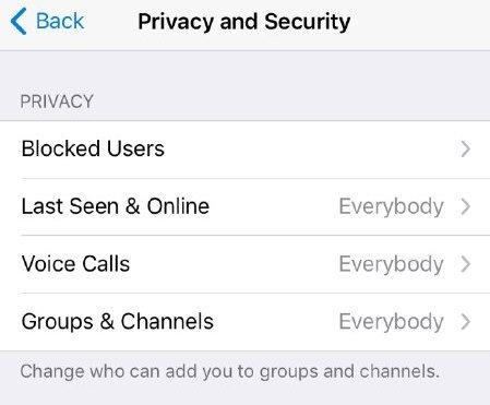 راهکار جلوگیری از اضافه شدن به گروههای تلگرامی