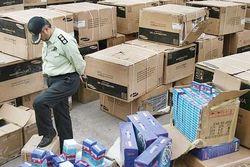 کشف قاچاق میلیاردی در زنجان