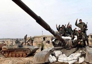پیشروی ارتش سوریه در حومه جنوبی حلب/ خان طومان در آستانه آزادی