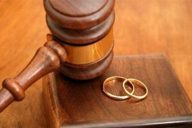 سهم تحصیلات همسران در ازدواج و طلاق