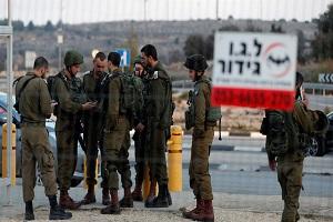 تقویت نیروهای نظامی اسرائیل در غور اردن