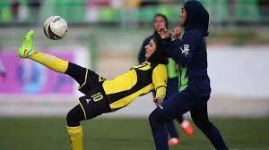 دربی کرمانی ها در هفته پانزدهم لیگ فوتبال بانوان