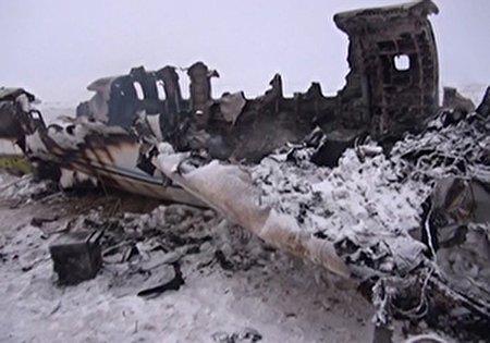 بهت آمریکاییها از سقوط هواپیمای E-11A + فیلم