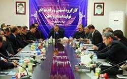 ۶ واحد تولیدی تا پایان سال در زنجان راه اندازی میشود