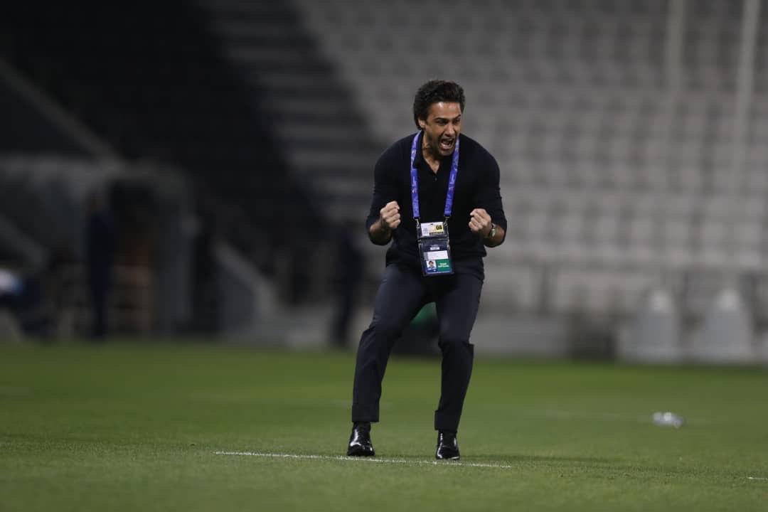 الریان قطر صفر - استقلال ایران ۵/ صعود مقتدرانه آبی پوشان به مرحله گروهی
