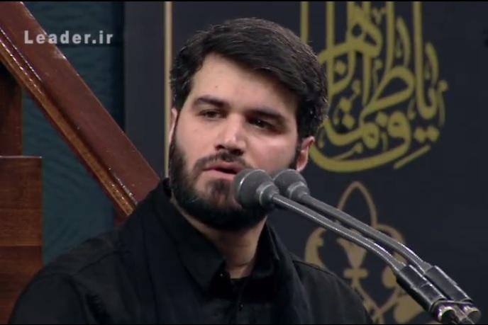 مداحی حاج میثم مطیعی در حضور رهبر انقلاب + فیلم