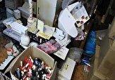 باشگاه خبرنگاران -کشف کالای قاچاق در اسفراین