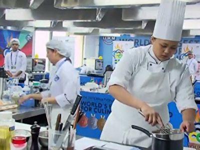 آغاز المپیاد بین المللی سرآشپزهای جوان در هند با حضور ایران + فیلم