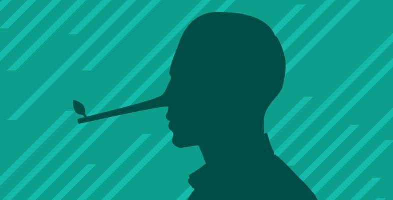 ۱۰ نشانه افراد دروغگو را بشناسید